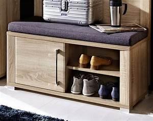 Banc Meuble Chaussure : meuble chaussure avec assise ~ Teatrodelosmanantiales.com Idées de Décoration