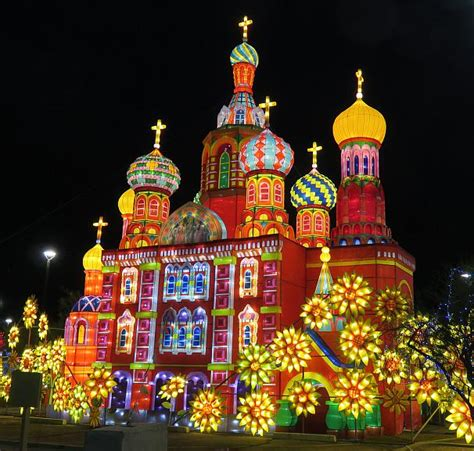 the world of lights lights of the world lantern festival shines at rawhide