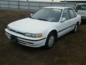 Auto Auction Ended On Vin  Jhmcb7655nc060721 1992 Honda