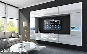 Exklusive Tv Möbel : future 29 moderne wohnwand exklusive mediam bel tv schrank schrankwand tv element ~ Sanjose-hotels-ca.com Haus und Dekorationen