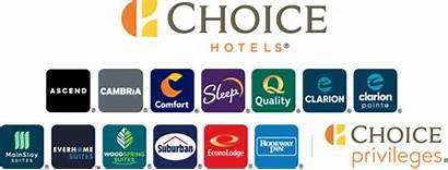 Choice Brands Hotels Logos Midscale Credit Inn