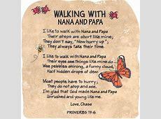 Nana And Papa Quotes QuotesGram