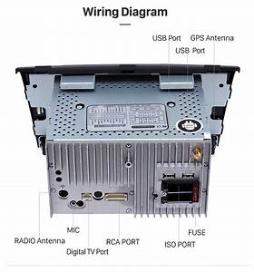Mazda 3 2005 Audio Wiring Diagram