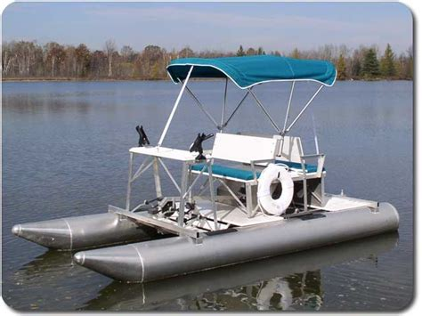 Weeres Paddle Boat For Sale by Pin Aqua Cycle Pedal Powered Propeller On