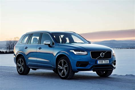 2017 Volvo Xc90 T8 Plug-in Hybrid First Test Review
