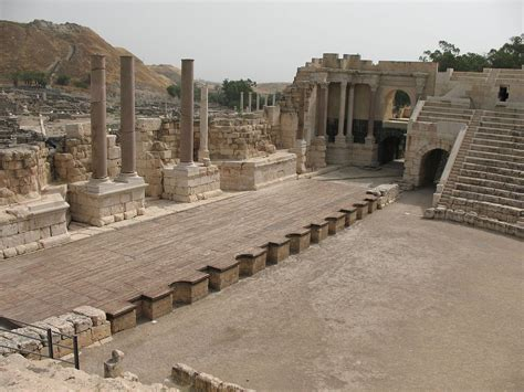 Archaeology Of Israel