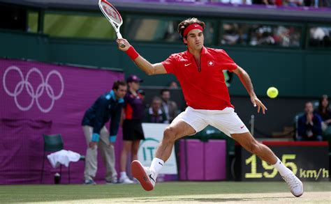 london  federer wins epic semifinal match  olympic
