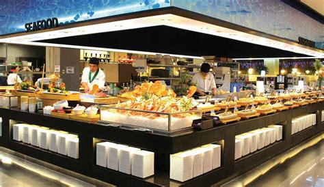 buffet bar cuisine todai sushi seafood buffet restaurant in singapore