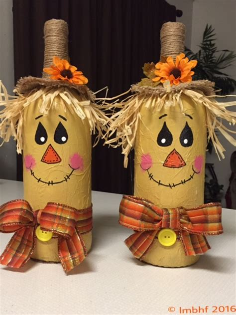 Cute Scarecrow Craft  Love My Big Happy Family