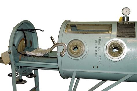 Iron Lung - Kansapedia - Kansas Historical Society