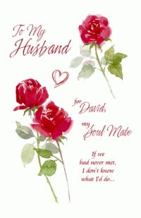 Happy Valentine's Day Card Husband Printable