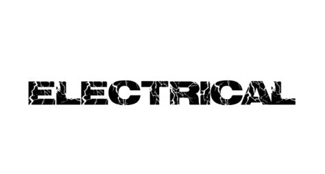 20 Superb Examples of Electric Fonts Free Download ...