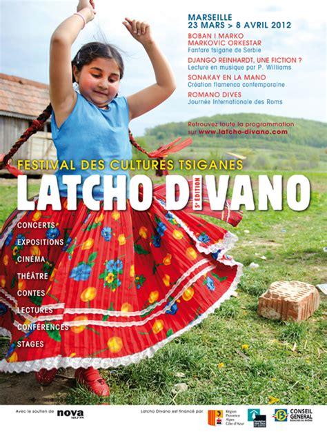 Latcho Divano - festival latcho divano du 23 03 2012 au 08 04 2012