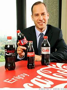 8 green stars at Most Admired companies - Making Coke ...