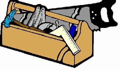 Tool Toolbox Clipart Tools Box Clip Cliparts