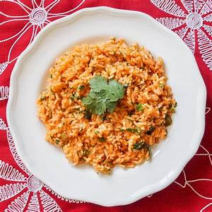 Image Gallery Mexican Arroz