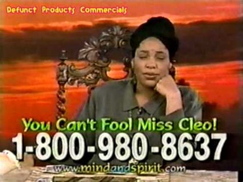 Miss Cleo Meme - miss cleo commercial 1998 youtube