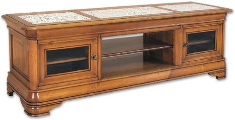 meuble tv bois merisier id 233 es de d 233 coration et de