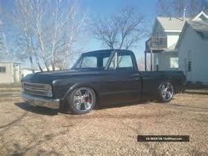 Custom 71 Chevy Truck