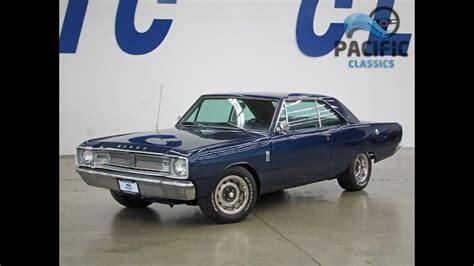 Dodge Dart 1967 by 1967 Dodge Dart Gt