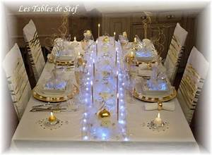 Table De Fete Decoration Noel : 20 pr sentations de table de no l ~ Zukunftsfamilie.com Idées de Décoration