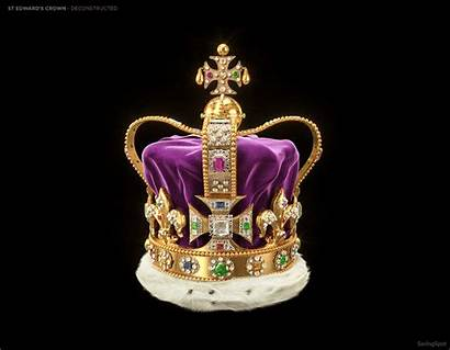 Coroa Crown Elizabeth Coronation Rainha Worth Queen