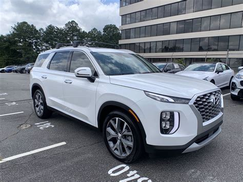 Currently the hyundai palisade has a score of 8.0 out of 10 which is based on our evaluation of 11 pieces of research and data elements using various sources. New 2020 Hyundai Palisade SEL Sport Utility in #334040 ...