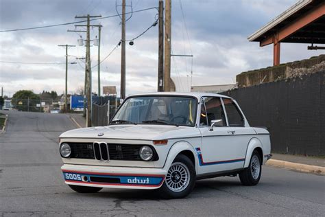 Bmw 2002 Turbo by The Bmw 2002 Turbo Just Keeps On Soaring
