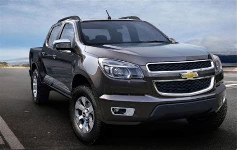 Modifikasi Chevrolet Colorado by Harga Mobil Chevrolet Colorado Dan Spesifikasi