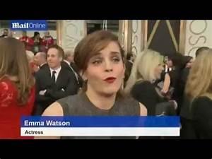 Emma Watson reveals her excitement at meeting Julia ...