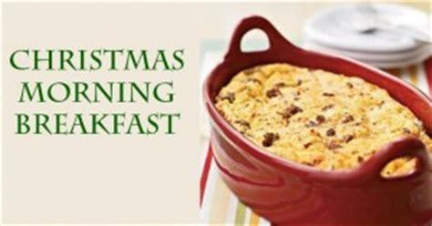 christmas morning breakfast menu saving dinner