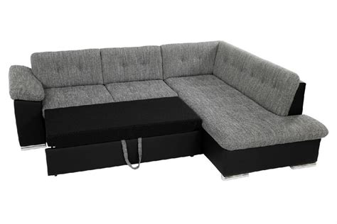 canapé d angle en canapé d 39 angle convertible en tissu svana iii design