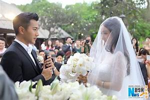 Yang Mi, Hawick Lau hold wedding in Bali[6]- Chinadaily.com.cn