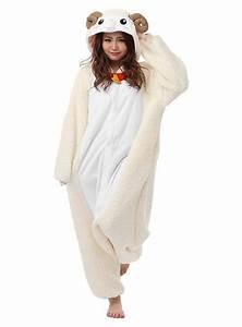 Warmes Halloween Kostüm : schaf kigurumi kost m ~ Lizthompson.info Haus und Dekorationen