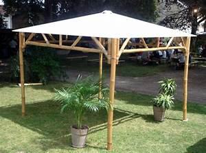 Tonnelle En Bambou : exo garden exportateur de mobilier en bambou et cr ateur ~ Premium-room.com Idées de Décoration