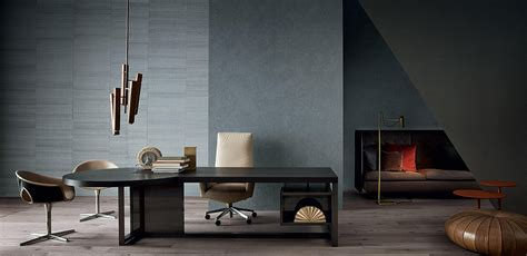 Modern Design Desk Jobs By Poltrona Frau, Design Rodolfo