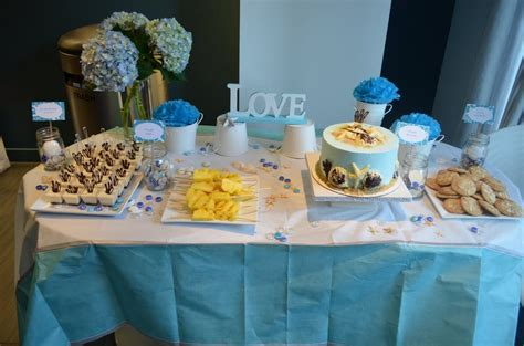 delicious bridal shower desserts table ideas table