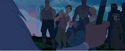Atlantis Disney Milo Kida Atlantean Lost Empire