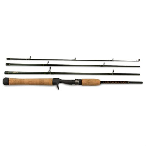 ultra light fishing rod rivendell 5 39 6 quot 4 pc ultra light spinning rod 150429