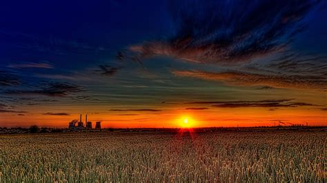 Sunset Hd Wallpapers Desktop Pictures