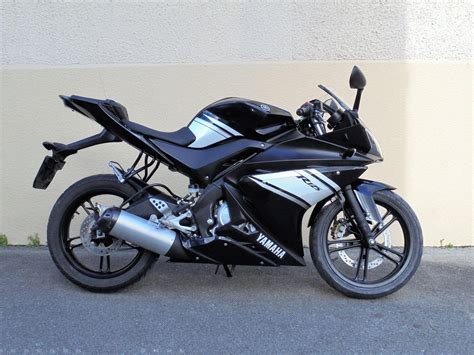 yamaha yzf r125 occasion motorrad occasion kaufen yamaha yzf r125 2 rad center schurtenberger ebikon id 7438431