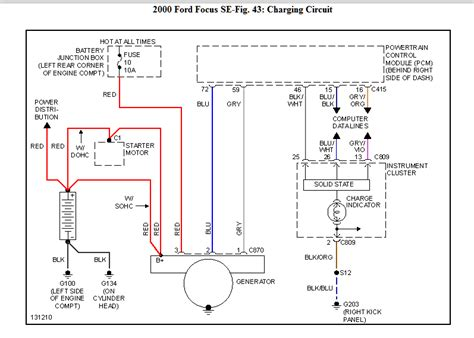 Wiring Diagram 2000 Ford Focu Zetec by I A 2000 Ford Focus Wagon Se With 198 000