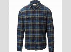 Fjallraven Singi Heavy Regular Fit Flannel Shirt Men's