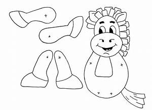 Paper bag dog puppet coloring pages for Tiger puppet template