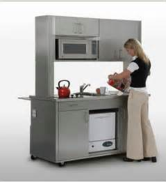 10 best portable kitchens that blend smart functionality - Small Movable Kitchen Island