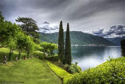 Villa Como Lake Balbianello Desktop Del Backgrounds