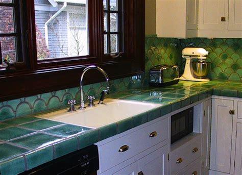 tile countertop cheap countertop materials 7 options