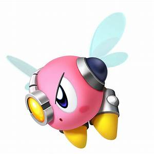 Lots Of Kirby Planet Robobot Art Nintendo Everything