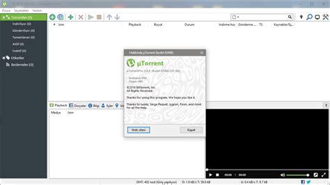 Utorrent Pro Full 3.4.9.42606 Katılımsız İndir