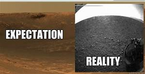 Curiosity Rover - Meme Guy